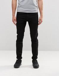 Черные байкерские джинсы Loyalty & Faith - Черный