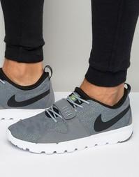 Серые кроссовки Nike SB Trainerendor 616575-007 - Серый