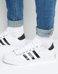 Белые кроссовки adidas Originals Court Vantage S78765 - Белый