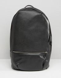 Кожаный рюкзак Royal RepubliQ Encore - Черный