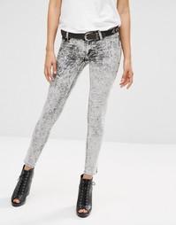Облегающие джинсы Cheap Monday - Master ice