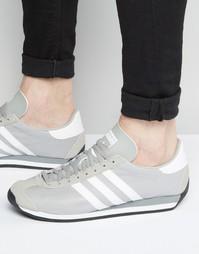 Серые кроссовки adidas Originals Country OG S81859 - Серый