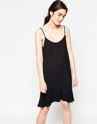 Свободное платье Minimum Estha - Черный