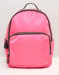 Нейлоновый рюкзак Yoki Fashion - Coral pink