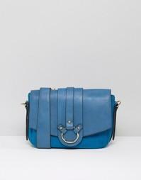 Сумка через плечо Yoki Fashion - Кобальтовый синий