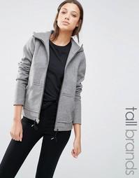 Куртка с капюшоном Noisy May Tall - Серый