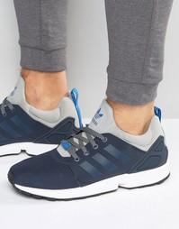 Кроссовки adidas Originals ZX Flux - Синий