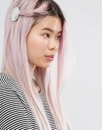 Заколка для волос Monki - Серебряный