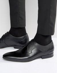 Туфли дерби Ted Baker Pelton - Черный