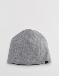 Трикотажная шапка‑бини Esprit - Серый