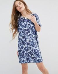 Платье Noisy May Water - Синий