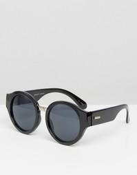 Круглые солнцезащитные очки Mink Pink