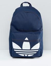 Синий рюкзак adidas Originals AJ8529 - Темно-синий