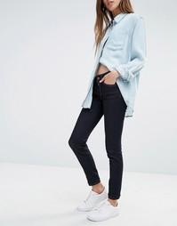 Супероблегающие джинсы с классической талией Replay - Clean rinse