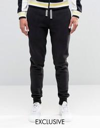 Спортивные штаны слим Fila Vintage - Черный