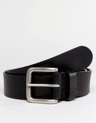 Кожаный ремень Esprit - Черный