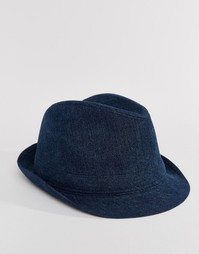 Фетровая шляпа Esprit - Темно-синий