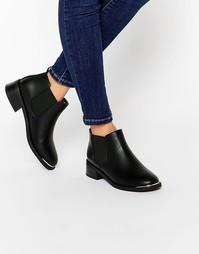 Ботинки челси Truffle Collection Hettie - Черный полиуретан