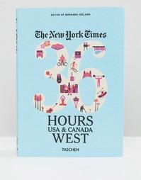 Книга 36 Hours In USA & Canada West Coast NY Times - Мульти Books