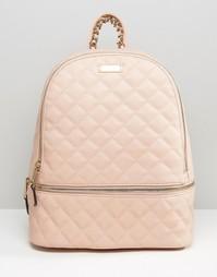 Светло-розовый стеганый рюкзак ALDO - Blush