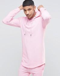 Худи SikSilk - Розовый