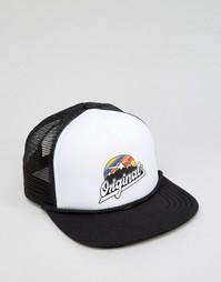 Черная бейсболка adidas Originals AY9373 - Черный