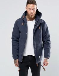 Темно-синяя куртка Fat Moose Sailor - Темно-синий