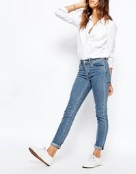 Узкие джинсы с высокой талией Levis 721 - Синий Levis®