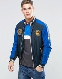 Куртка Santa Monica Polo Club - Темно-синий
