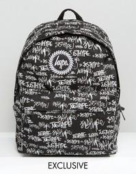Эксклюзивный рюкзак Hype - Черный