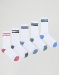5 пар носков Urban Eccentric - Мульти