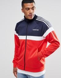 Спортивная куртка adidas Originals Itasca AY7768 - Красный