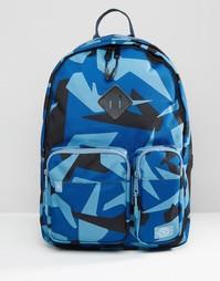 Синий камуфляжный рюкзак Parkland Academy 32L - Синий