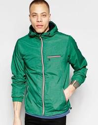 Легкая куртка с капюшоном Original Penguin - Зеленый