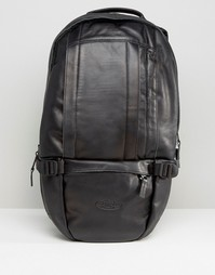 Кожаный рюкзак Eastpak Floid - Черный