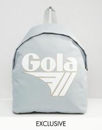 Классический серо-белый рюкзак эксклюзивно для Gola - Серый