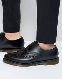 Криперы со шнуровкой Dr Martens Ally - Черный