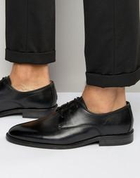 Кожаные туфли дерби Tommy Hilfiger Dallen - Черный