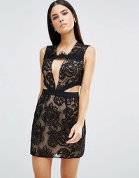 Платье Stylestalker Night Fever - Черный