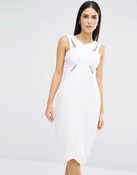 Платье Stylestalker Parallel - Белый