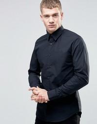 Рубашка слим G-Star - Черный