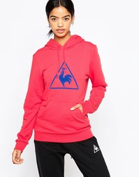 Худи Le Coq Sportif Affutage - Bright red