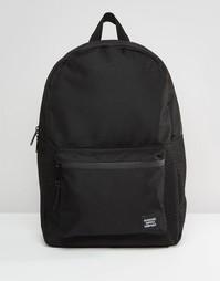 Черный рюкзак с перфорированной отделкой Herschel Supply Co Settlement