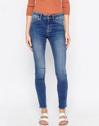 Облегающие джинсы с 5 карманами MiH - Выбеленный (Five wash)