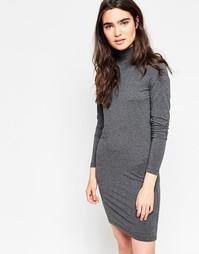 Платье-джемпер с высоким воротом JDY - Dgm