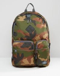 Камуфляжный рюкзак Parkland Academy - 32 л - Зеленый