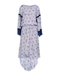 Платье длиной 3/4 Uniqueness
