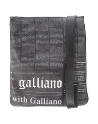 Сумка через плечо Galliano