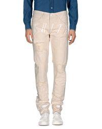 Повседневные брюки OFF White C/O Virgil Abloh