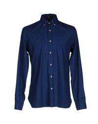 Джинсовая рубашка Denham